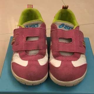 asics kid sports shoes 兒童休閒運動鞋