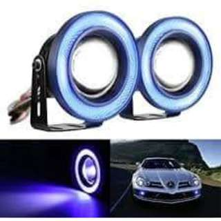 Foglamp with ring