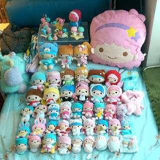 (徵) Little Twin Star 公仔collection