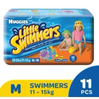 Huggies Little Swimmers M11