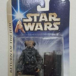 Hasbro Star Wars ROTJ Jabba's Sail Barge Tanus Spijek