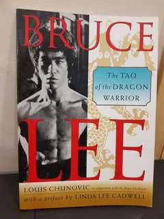 Bruce lee the tao of the dragon warrior