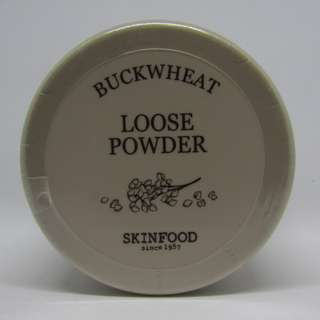 Skinfood Buckwheat Loose Powder #10 (Clear)