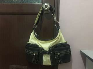 Siley 2-way bag (hobo/shoulder bag)