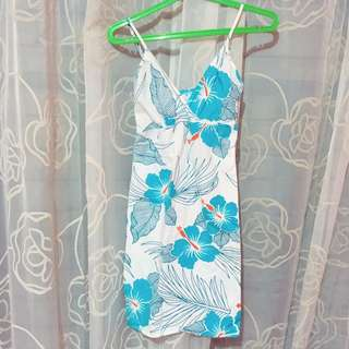 Floral Sun Dress + 2 Freebies ✨