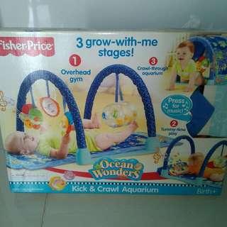 Baby Toy - Aquarium, For Crawling