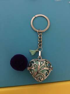 Essential oil key chain
