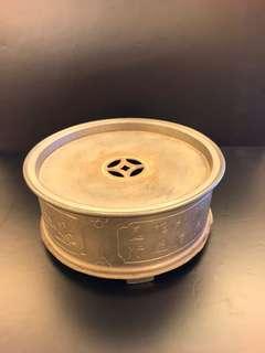 超老超舊錫茶盤丶茶船