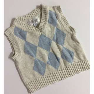 BOY KNITTED VEST