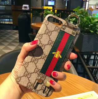 Gucci Phone Casing With Hand Strap