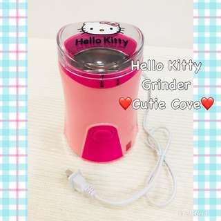 *NEW IN IN SG* Hello Kitty Grinder Sanrio Japan