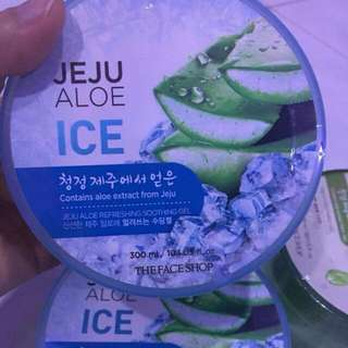 Alovera Ice Dari Faceshop