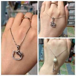 Silver 925 necklace