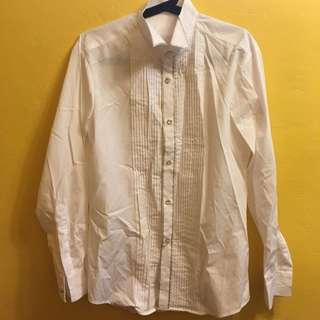 White Shirt for pre wedding/ wedding TB