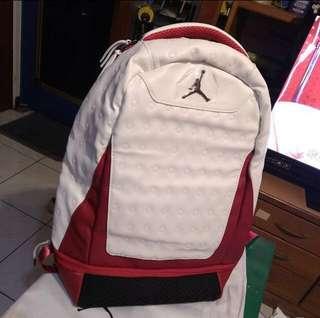 NIKE Air Jordan復古運動雙肩背包