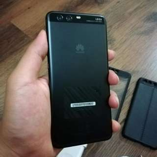 Huawei P10 Plus (BLACK)