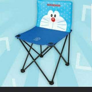 DORAEMON 叮噹沙灘椅,摺凳,摺椅,全新未拆,最後兩張, 特價240元出售,可單一張購買140元
