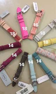 Straps Fossil ( Different price each straps)