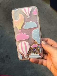 iPhone X Hot Balloon Casing