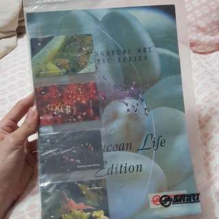 SMART Aquatic series (Ocean life edition)