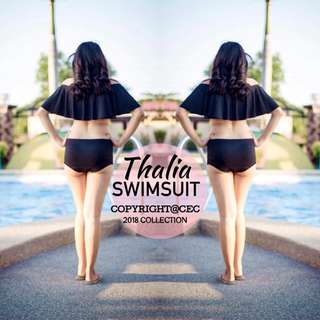 "2 Piece Swim Suit ""Thalia"""