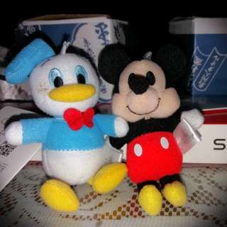 Keychain Disney (Mickey & Donald)