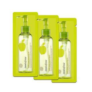 Sample Innisfree Apple Seed Cleansing Oil 1 ml