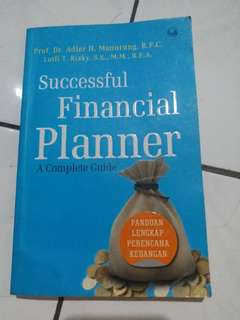 Successful financial planner