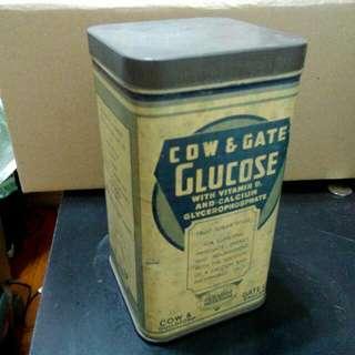 England Cow & Gate Glucose Tin Vintage