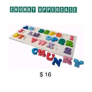 Alphabet Puzzle wooden toys