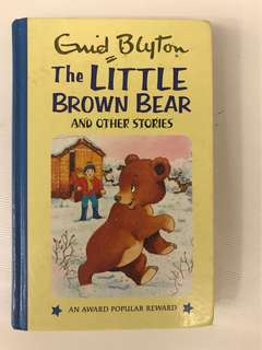 Enid Blyton The Little Brown Bear and other stories