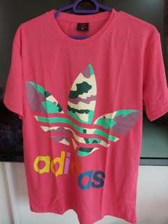 Adidas Pink Cameo