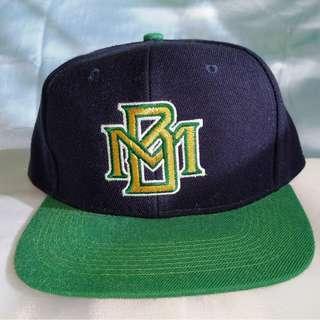 Vintage Milwaukee Brewers Old Logo Hat Genuine Merchandise Adjustable Baseball C