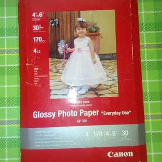 Glossy Photo Paper Canon