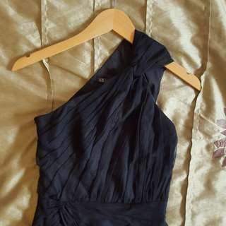 Armani Exchange Black Dress