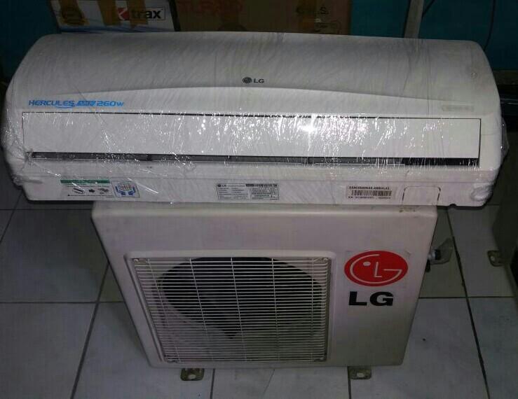 Ac LG 1 2 Pk Second Garansi Bln Electronics Others On Carousell