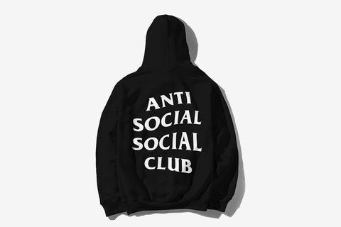 5b5560b30d41 Anti Social Social Club Mind Games Hoodie Zip up
