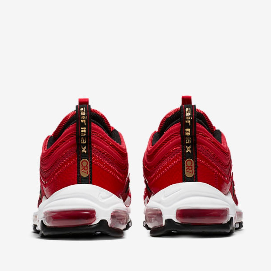 c0d0d3a5468 Authentic Nike Air Max 97 CR7 Cristiano Ronaldo Portugal Patchwork ...