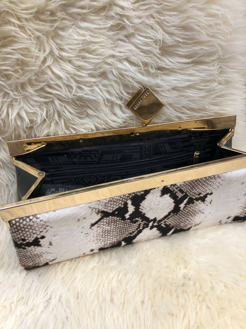 Authentic Ted Baker clutch