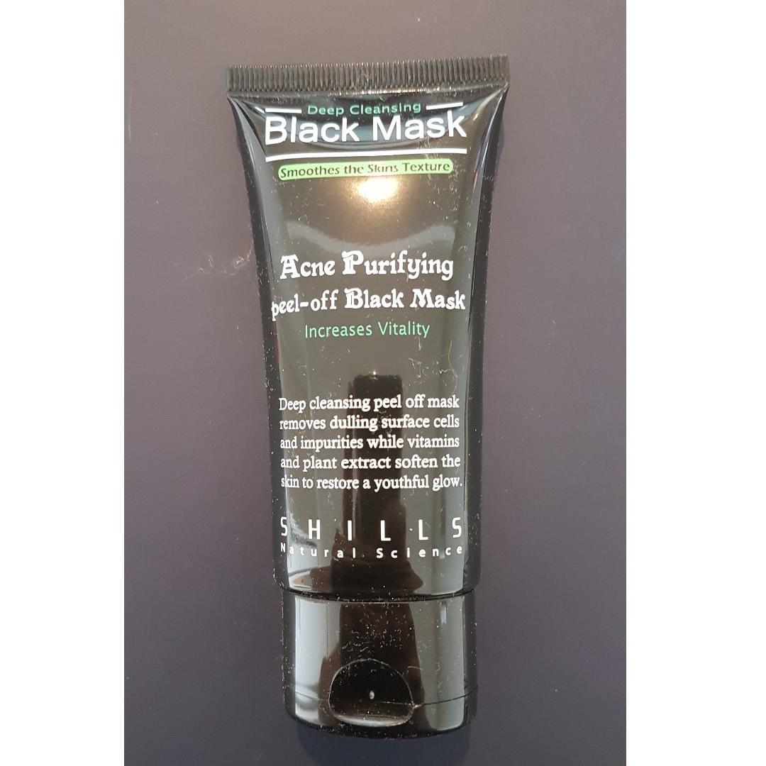Black Mask Purifying Peel Off Mask