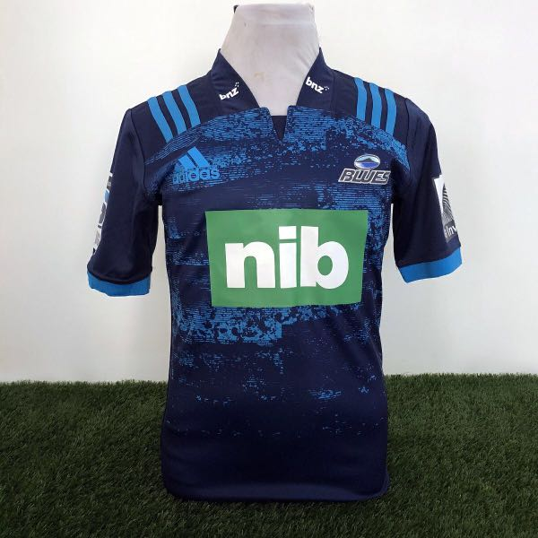f61d7671ef7 Blues Super Rugby 2018 Home (player issue), Sports, Athletic ...