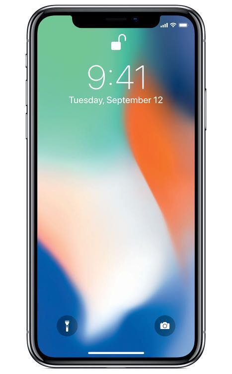 42315e6cdf8 Brand New IPhone X - Select your Colour Storage