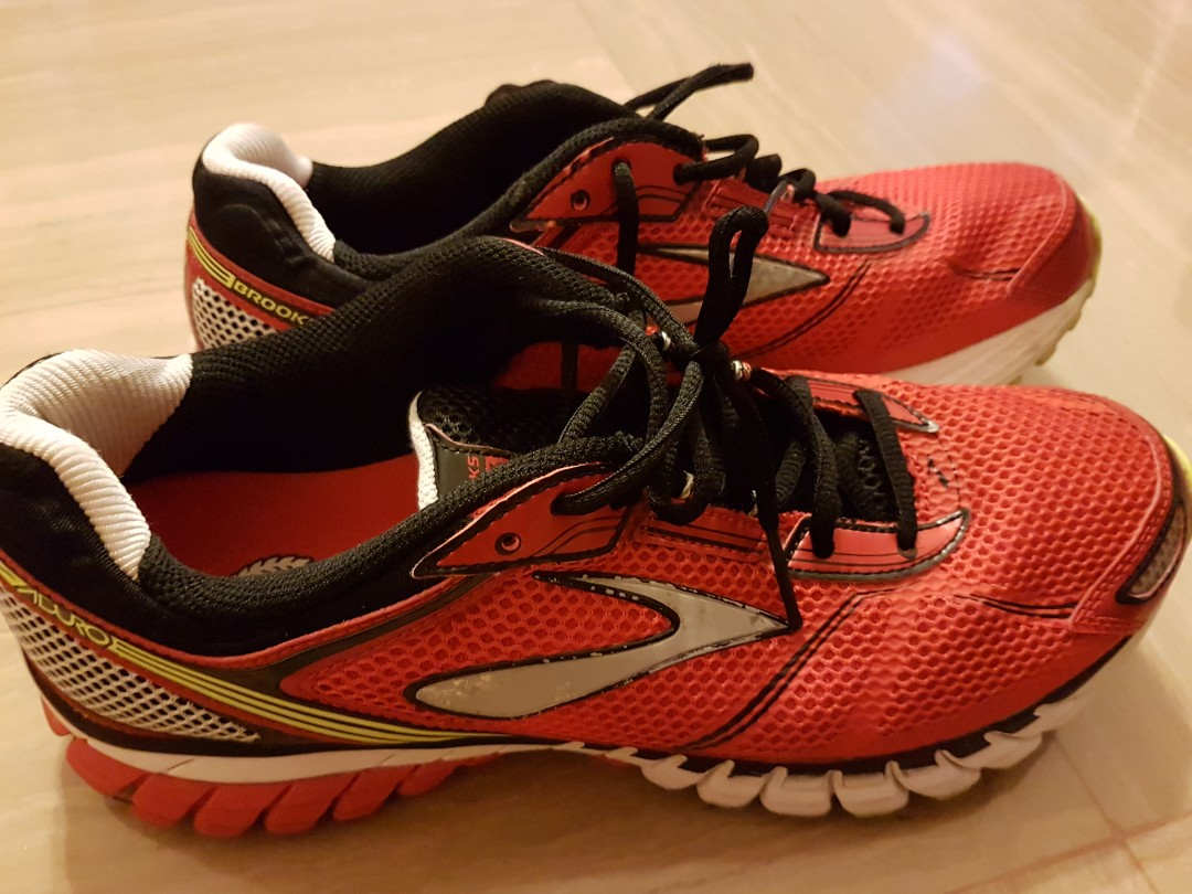 554dda865ea Brooks Aduro 3 Mens Running Shoe