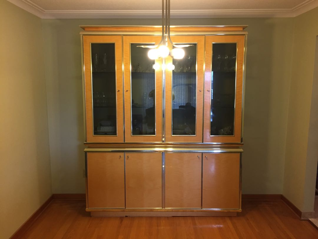 Cantu Furniture China Display Cabinet