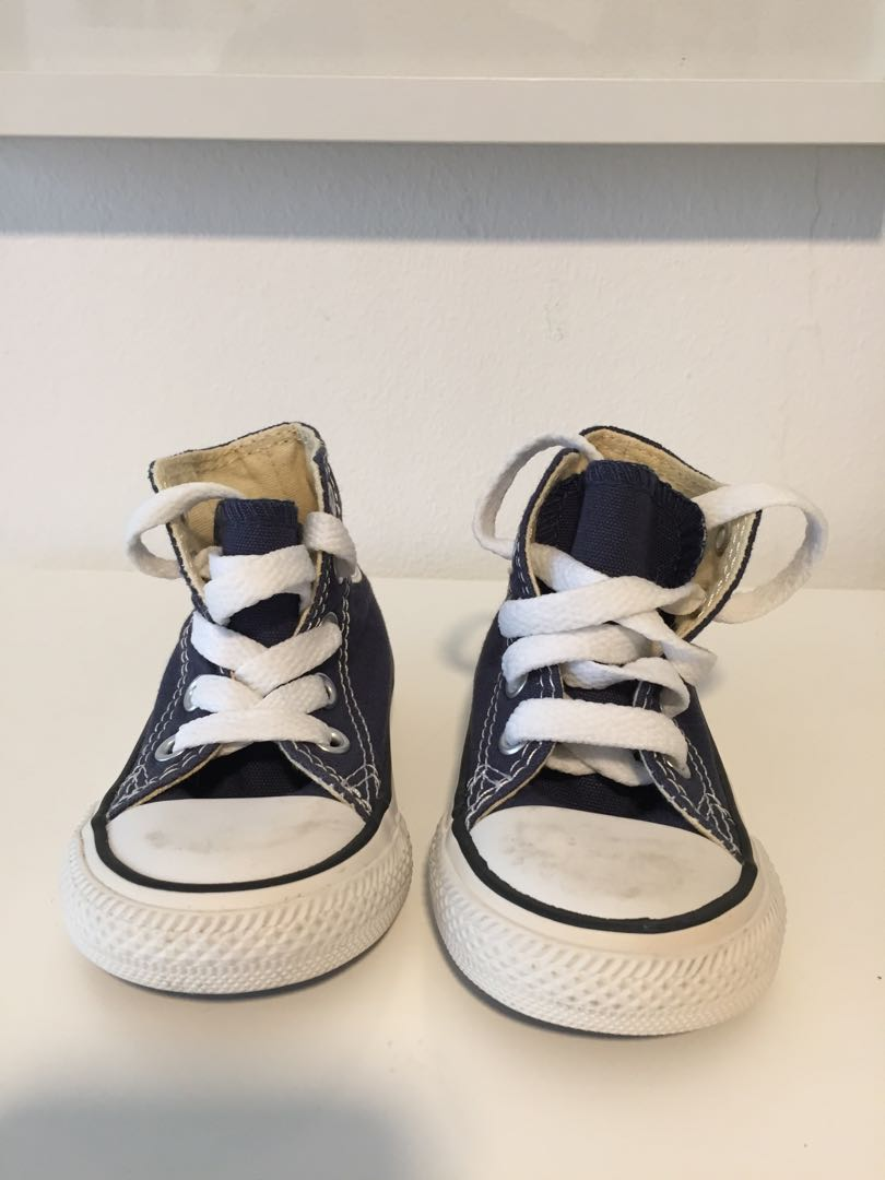 converse baby shoes size 4 Online