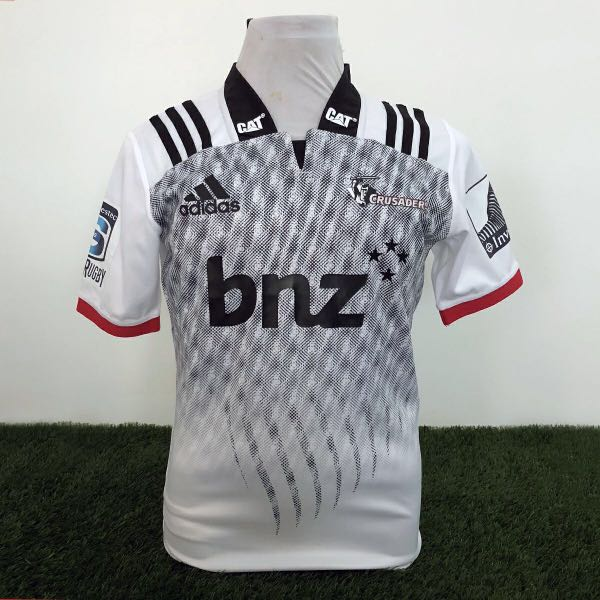 0941f6bac0f Crusaders Super Rugby 2018 Away (player issue), Sports, Athletic ...