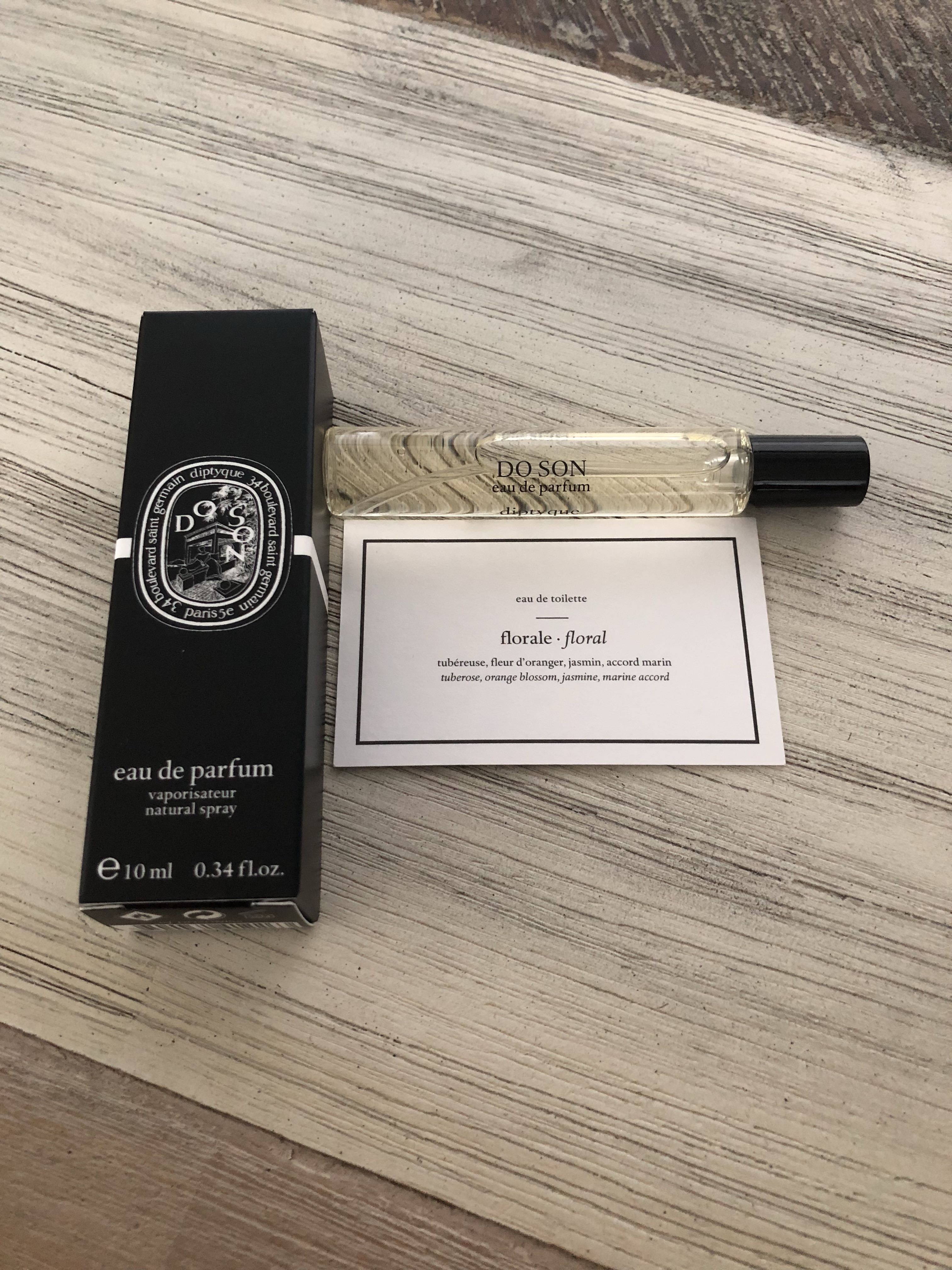 Diptyque Do Son Eau De Parfum Health Beauty Hand Foot Care On