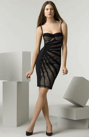 Dolce & Gabbana Overlay Lace Dress