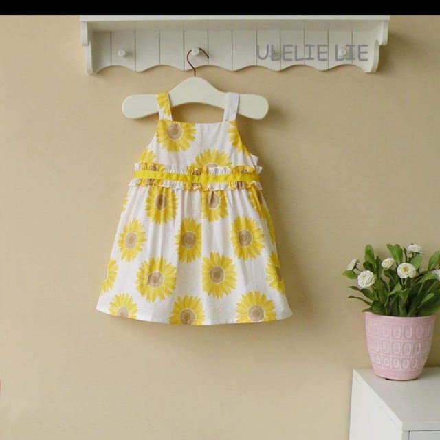 Dress flowers Mom and Bab