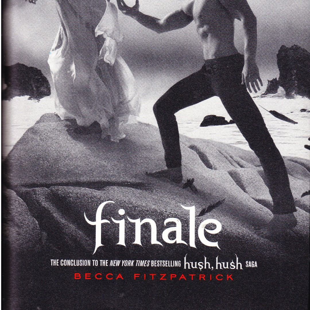 """""""Finale: Hush, Hush series"""" by Becca Fitzpatrick on Carousell"""